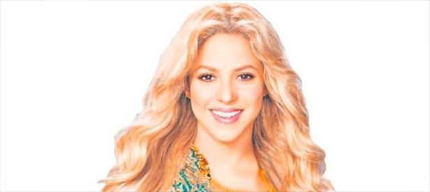 Osmanlı torunu Shakira..
