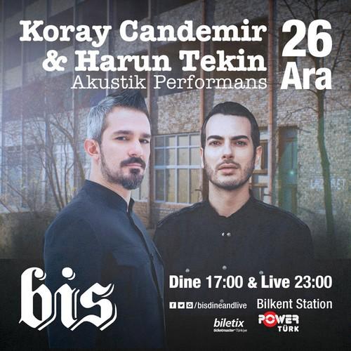 Koray Candemir & Harun Tekin