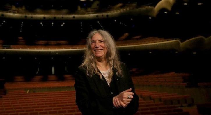ABD'li sanatçı Patti Smith Mevlana hayranı çıktı