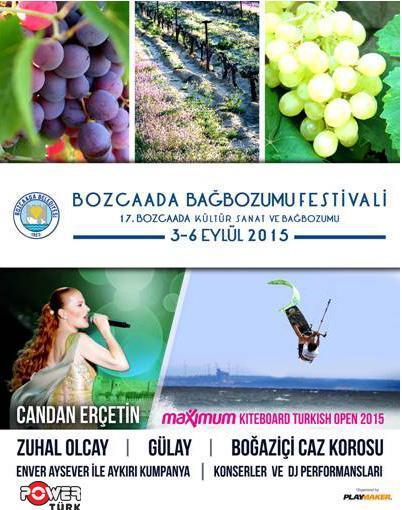 Bozcaada Bağbozumu Festivali