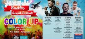 Ücretsiz Tarkan Konseri 19 Mayıs 2015