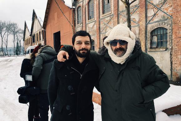 Onur Ünlü'den Mehmet Erdem' e Klip!