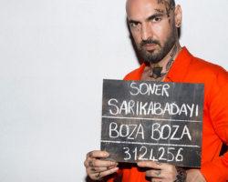 Soner Sarıkabadayı'dan sürpriz maxi single 'Boza Boza'